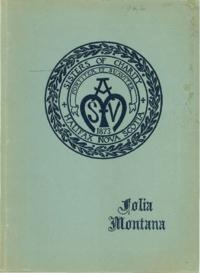 1926 - Folia Montana [Mount Saint Vincent]