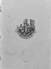 1927 - Folia Montana [Mount Saint Vincent]