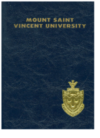 1982 - Janus [Mount Saint Vincent University]