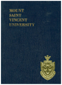 1984 - Janus [Mount Saint Vincent University]