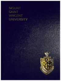 1986 - Janus [Mount Saint Vincent University]