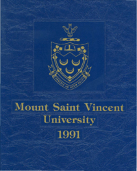 1991 - Janus [Mount Saint Vincent University]