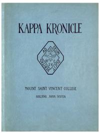 1934 - Kappa Kronicle [Mount Saint Vincent College]
