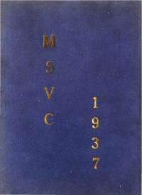 1937 - Kappa Kronicle [Mount Saint Vincent College]
