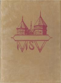1940 - Kappa Kronicle [Mount Saint Vincent College]