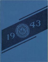 1943 - Kappa Kronicle [Mount Saint Vincent College]