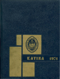 1971 - Katina [Mount Saint Vincent University]