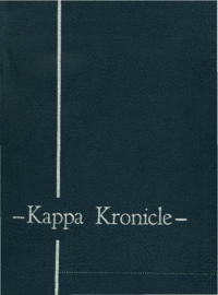 1956 - Kappa Kronicle [Mount Saint Vincent College]