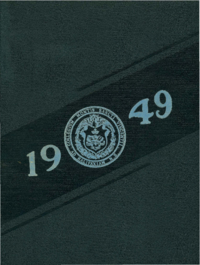 1949 - Kappa Kronicle [Mount Saint Vincent College]