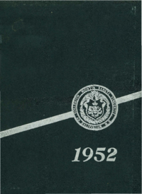 1952 - Kappa Kronicle [Mount Saint Vincent College]
