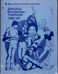 Athletics Recreation Yearbook 1982