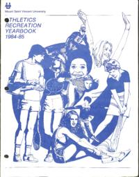 Athletics Recreation Yearbook 1985