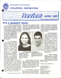 Athletics/Recreation Review 1995