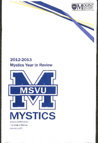 Mystics Year in Review 2012-2013