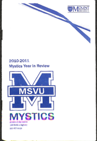 Mystics Year in Review 2010-2011