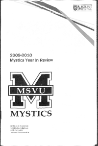 Mystics Year in Review 2009-2010