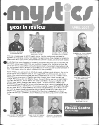 Mystics Year in Review 2007