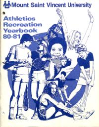 Athletics Recreation Yearbook 1981