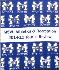 Athletics/Recreation Review 2014-2015