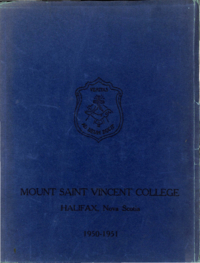 Kappa Kronicle (1951) SAMPLE [Mount Saint Vincent College]