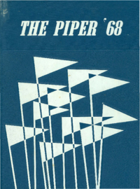 1968 - Piper [Mount Saint Vincent Academy]
