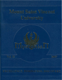 2007 - Mystonian [Mount Saint Vincent University]