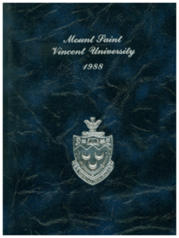 1988 - Janus [Mount Saint Vincent University]