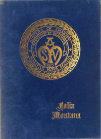 1953 - Folia Montana [Mount Saint Vincent Academy]