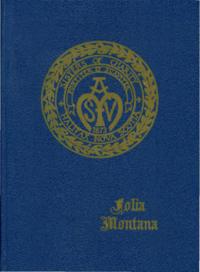 1956 - Folia Montana [Mount Saint Vincent Academy]