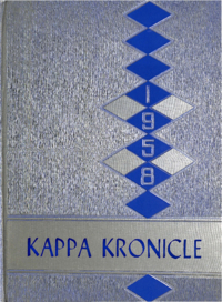 1958 - Kappa Kronicle [Mount Saint Vincent College]