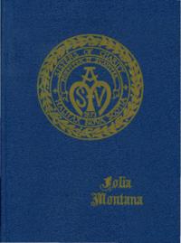 1957 - Folia Montana [Mount Saint Vincent Academy]