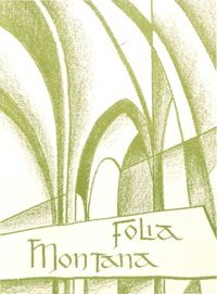 1966 Spring - Folia Montana Publication [Mount Saint Vincent Academy]